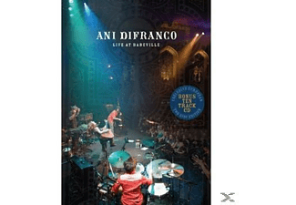 Ani Difranco - Live At Babeville - (DVD)