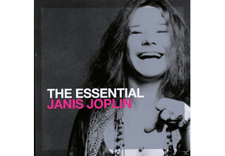 Janis Joplin, VARIOUS - The Essential Janis Joplin [CD]