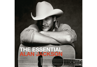 Alan Jackson - The Essential Alan Jackson - (CD)