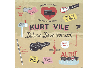 Kurt Vile - Deluxe Daze(Post Haze) - (CD)