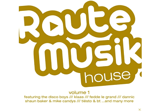 VARIOUS - Raute Music House Volume 1 - (CD)
