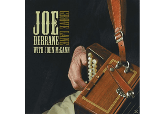 Joe Derrane & John Mcgann - GROVE LANE - (CD)