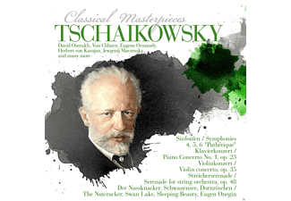 VARIOUS - Tschaikowsky: Classical Masterpieces - (CD)