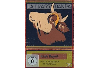 Labrassbanda - Kiah Royal - (DVD)