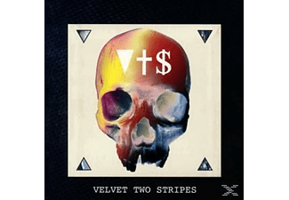 Velvet Two Stripes - Vts - (CD)