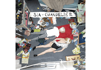 Sia - Chandelier - (5 Zoll Single CD (2-Track))