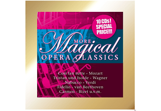 Various Orchestra - More Magical Opera Classics - (CD)