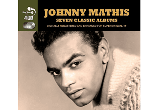 Johnny Mathis - 7 Classic Albums [CD]
