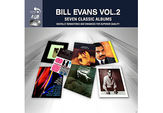 Bill Evans - 7 Classic Albums 2 (4 CD Box) - (CD)