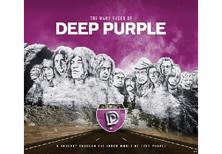 VARIOUS - Many Faces Of Deep Purple - (CD)