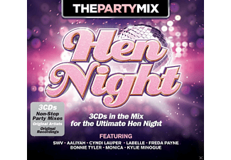 VARIOUS - Party Mix Hen Night - (CD)