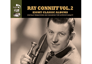 Ray Conniff - Ray Conniff Vol.2 / Eight Classic Albums - (CD)