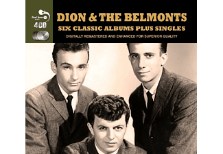Dion & The Belmonts - 6 Classic Albums Plus Singles - (CD)