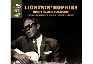 Lightnin' Hopkins - 8 Classic Albums - (CD)