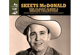 Skeets McDonald - One Classic Album Plus Single Collection - (CD)