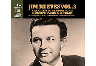 Jim Reeves - 6 Classic Albums 2 - (CD)