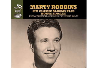 Marty Robbins - Six Classic Albums - (CD)
