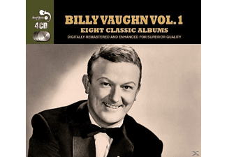 Billy Vaughn - 8 Classic Albums [CD]
