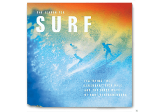 VARIOUS - Search For Surf - (CD)