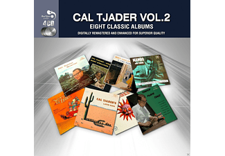 Cal Tjader - Cal Tjader Vol.2 - Eight Classic Albums - (CD)
