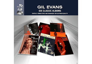 Gil Evans - 6 Classic Albums - (CD)