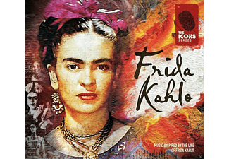 VARIOUS - Frida Kahlo-The Icons Series [CD]