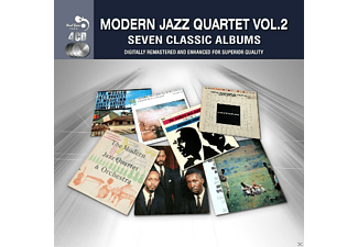 The Modern Jazz Quartet - Seven Classic Albums [CD]