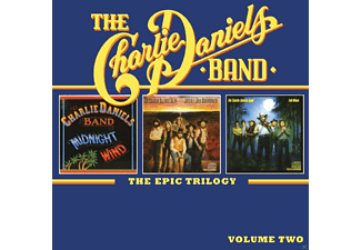 Charlie Band Daniels - The Epic Trilogy 2 - (CD)