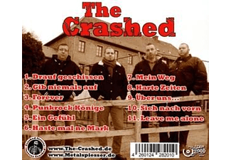 The Crashed - Verdacht Auf Liebhaberei [CD]