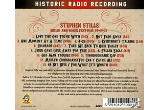 Stephen Stills - Live At The Bread And Roses Festival 4th September [CD]