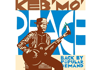 Keb' Mo' - Peace-Back By Polular Demand - (CD)
