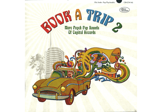 VARIOUS - Book A Trip 2 - (CD)
