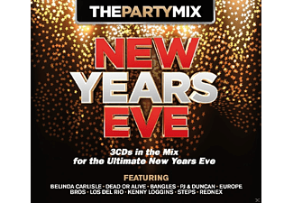 VARIOUS - Party Mix New Years Eve - (CD)