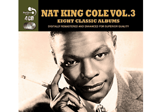 Nat King Cole - 8 Classic Albums 3 - (CD)