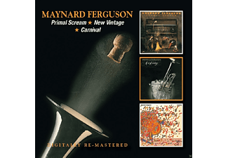 Maynard Ferguson - Primal Scream/New Vintage/Carnival - (CD)
