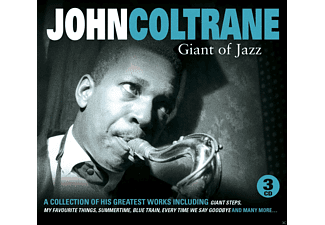 John Coltrane - Giant Of Jazz - (CD)