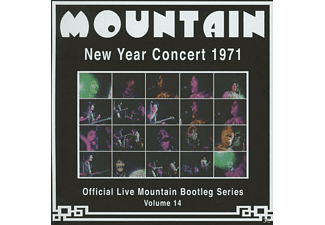 Mountain - New Year Concert 1971 (2cd) - (CD)