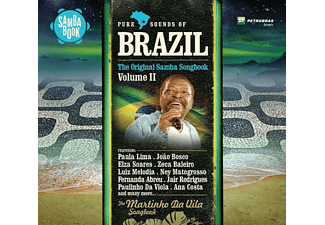 VARIOUS - Brazil-Original Samba 2 - (CD)