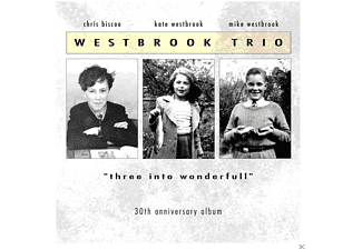 Westbrook Trio - THREE INTO WONDERFULL - (CD)