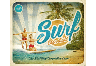 VARIOUS - Surf Essentials - Trilogy [CD]