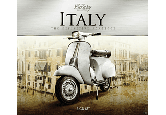 VARIOUS - Italy-Luxury Trilogy - (CD)