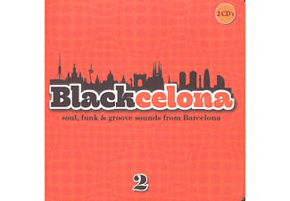 VARIOUS - Blackcelona 2-Soul,Funk & Groove Sounds From Barcelona - (CD)