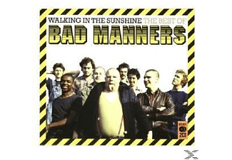 Bad Manners - Walking In The Sunshine - (CD)