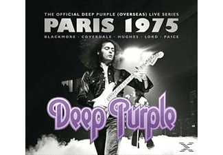 Deep Purple - Paris 1975 - (Vinyl)