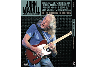 John / Blues Breakers Mayall - In The Shadow Of Legends [DVD]
