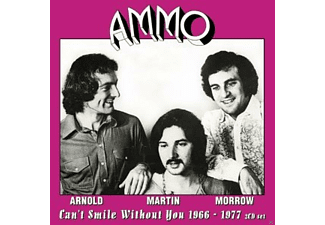 Ammo - Can't Smile Without You 1966 - 1977 - (CD)