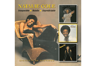 Natalie Cole - Inseperable/Natalie/Unpredictable - (CD)