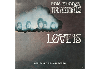 Eric Burdon And The Animals - Love Is - (CD)