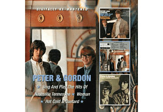 Peter & Gordon - Sing And Play The Hits Of Nashville Tenessee - (CD)