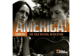 VARIOUS - America! Vol.10-Country 3 - (CD)